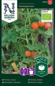 Bilde av Tomat, Potte- 'Rotkäppchen'  - Solanum lycopersicum