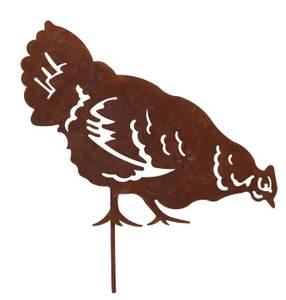 Bilde av Høne i rust