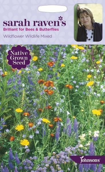 Frøblanding, villblomst 'Wildlife mix'