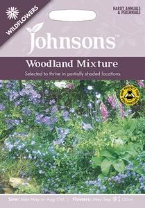 Bilde av Frøblanding 'Woodland Mixture', villblomster