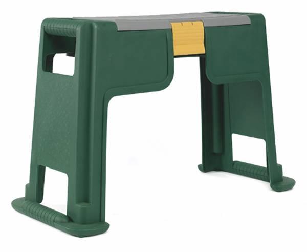 Hagekrakk og knebeskytter, grønn