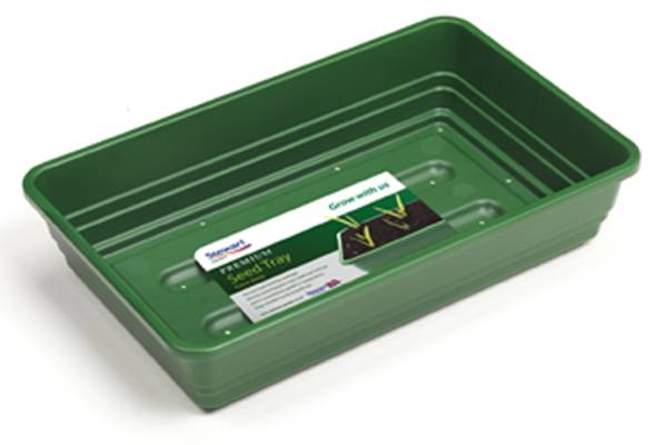Såbrett, grønn, høy 38 cm