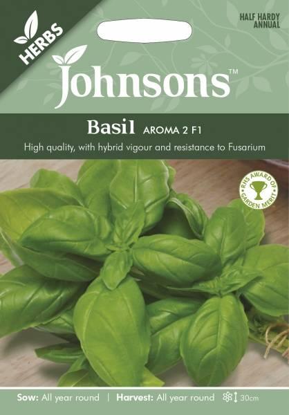 Basilikum, vanlig 'Aroma 2'