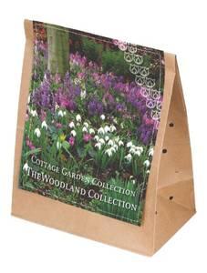 Bilde av Cottage Garden Kolleksjon - The Woodland Garden - 60 løk