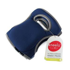 Bilde av Knebeskyttere 2-pk, Kneelo® – marineblå