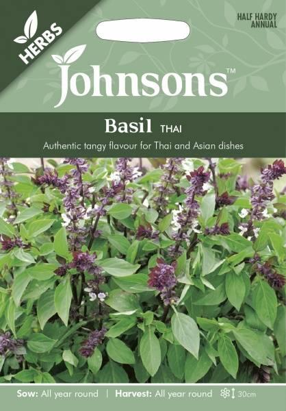 Basilikum 'Thai'