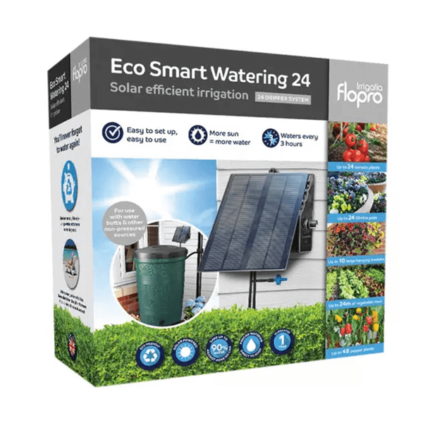 Irrigatia Flopro-C24 Selvvanningssett