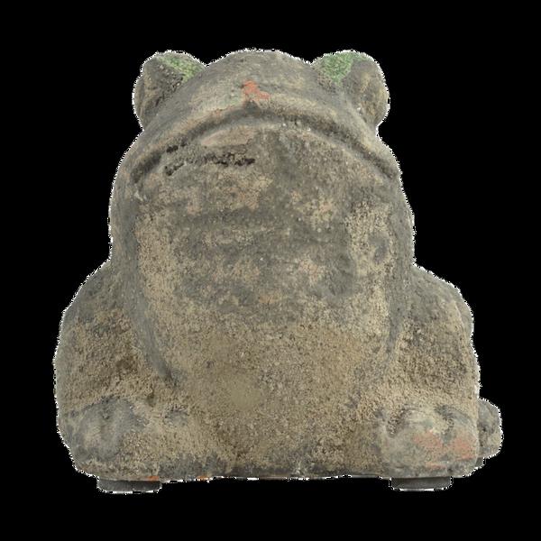 Frosk, sittende