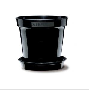 Bilde av Plastpotte 38,1 cm, svart